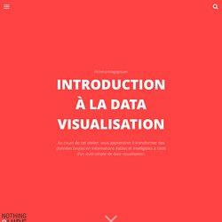 Introduction à la data visualisation
