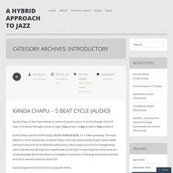 A Hybrid Approach to Jazz