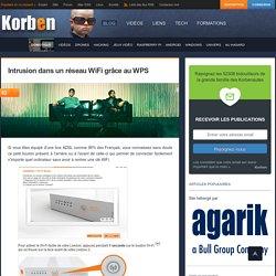 Intrusion dans un réseau WiFi grâce au WPS - Korben