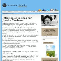 Intuition et 6e sens par Jocelin Morisson