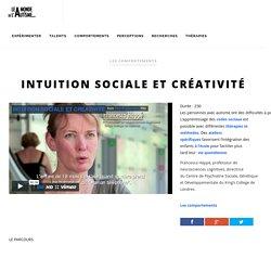 Intuition sociale et créativité