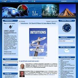 Livre Intuitions/ Blog Les lectures de florinette .com