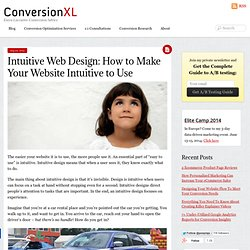 Intuitive Web Design: How to Make Your Website Intuitive to Use