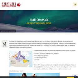 Inuits du Canada - Aventures Nouvelle-France