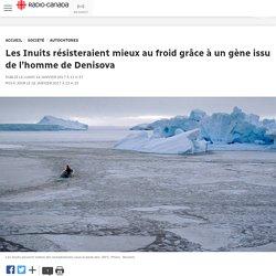 Les Inuits résisteraient mieux au froid grâce à un gène issu de l'homme deDenisova