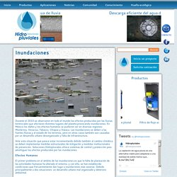 Inundaciones