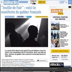 """Inutile de Fuir"" : voici le manifeste du gabber français"