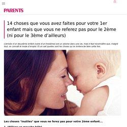 """Bébé : 14 choses """"inutiles"""" que vous ne referez pas - PARENTS.fr"""