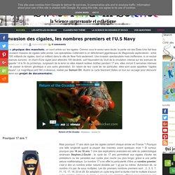L'invasion des cigales, les nombres premiers et l'U.S Navy