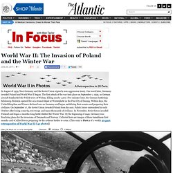 World War II: The Invasion of Poland and the Winter War - Alan Taylor - In Focus