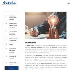 Invenciones: protección de patentes y diseños industriales
