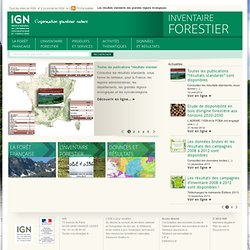 [INVENTAIRE FORESTIER NATIONAL]