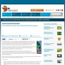i-Tree Outils d'inventaire et de valorisation des forêts urbaines