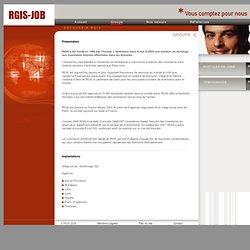 RGIS JOB - Leader français des inventaires : pharmacie, distribution...