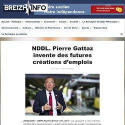 NDDL. Pierre Gattaz invente des futures créations d'emplois