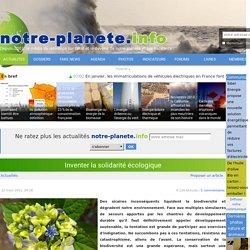 Document 3 : Inventer la solidarité écologique