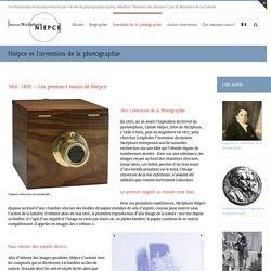 Niépce et l'invention de la photographie - Musée Photo Maison Nicéphore Niépce