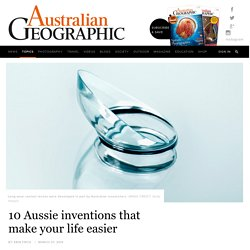 10 Aussie inventions that make your life easier