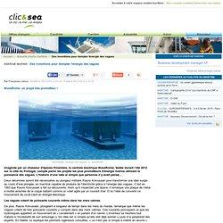 Des inventions pour dompter lénergie des vagues