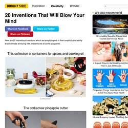 20 Inventions That Will Blow Your Mind