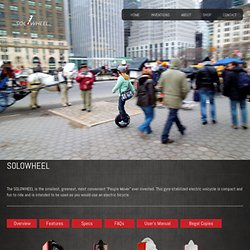 inventist - Solowheel