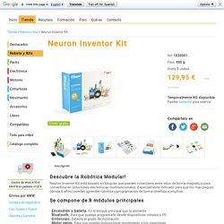 Neuron Inventor Kit 1030001- Makeblock