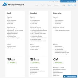 Cloud inventory management, Cloud-based inventory management system