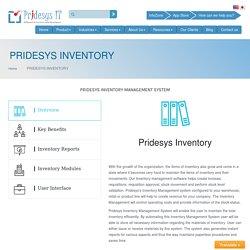 Inventory Module in ERP
