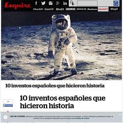 10 inventos españoles que hicieron historia