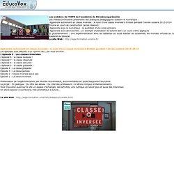 La classe inversée: Les 9 épisodes de l'année scolaire 2013/2014.