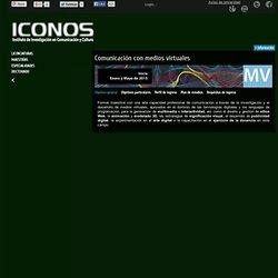 Iconos Instituto de Investigación en Comunicación y Cultura