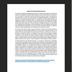 CONCEPTO DE INVESTIGACIÓN EDUCATIVA.pdf