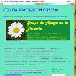 DISLEXIA: INVESTIGACIÓN Y TRABAJO: Identificación de la dislexia