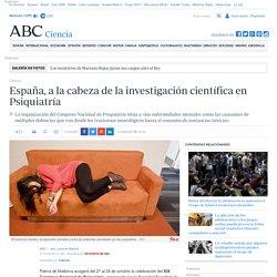 España, a la cabeza de la investigación científica en Psiquiatría