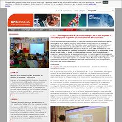 Investigación AULA 2.0: las tecnologías en el aula mejoran el aprendizaje pero requieren un nuevo sistema de evaluación UAB Barcelona