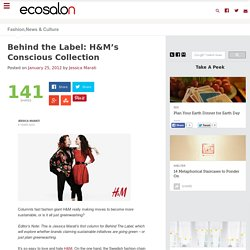 Investigating The Sustainability Claims Behind H&M