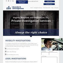 Legal Investigations Virginia