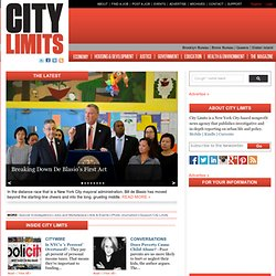 - CityLimits.org