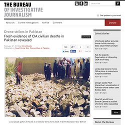 Fresh evidence of CIA civilian deaths in Pakistan revealed