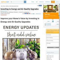 Investing in Energy and Air Quality Upgrades
