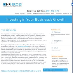 Investing in Your Business's Growth