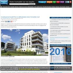 Investissement locatif Pinel, la défiscalisation dans l'immobilier neuf