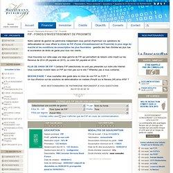 FIP : Fonds d'Investissement de Proximité (FIP) - Défiscalisatio