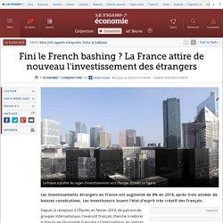 Fini le French bashing ? La France attire de nouveau l'investissement des étrangers