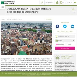 Investissement immobilier dans le grand Dijon - BNP Paribas Real Estate