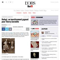 Hadopi : un investissement gagnant pour Thierry Lhermitte