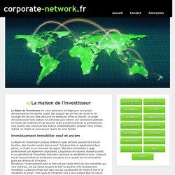 La maison de l'investisseur - corporate-network.fr