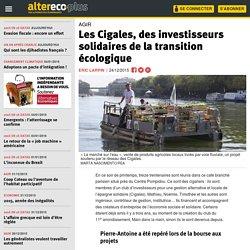 Les Cigales, des investisseurs solidaires de la transition écologique
