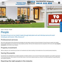 property investment consultant Gold coast