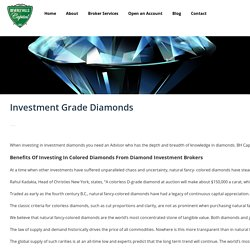 Right Quality Investment Grade Diamonds At Low Price